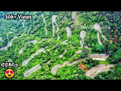 Download Riding to Yercaud after Lockdown😍 + Drone shots🔥   Small Accident   Part - 1
