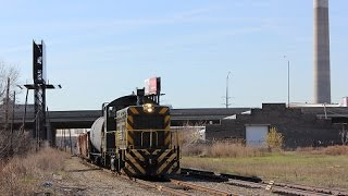 Detroit Connecting Railroad- A Day on a Shortline