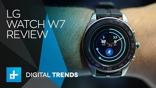 LG Watch W7 - Hands On Review