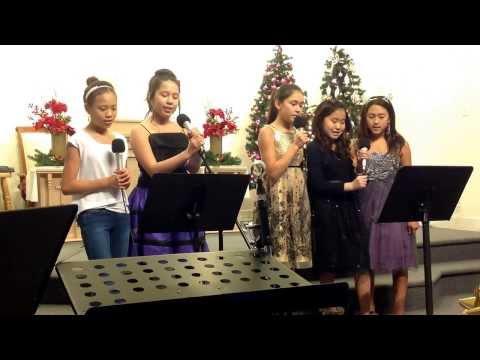 Onnuri Evangelical Church of God - Christmas celebration 6 grade 'O Holy Night'