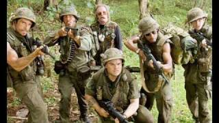 Run Through the Jungle - Tropic Thunder OST