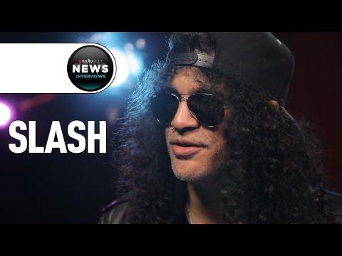 Slash Talks Current Rock Music & Future of Velvet Revolver