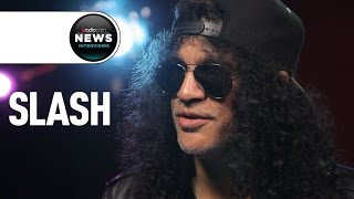 Slash Talks Current Rock Music & Future of Velvet Revolver