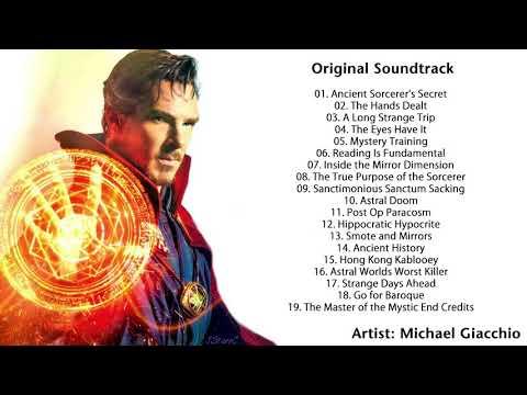 Doctor Strange OST - 18  Go for Baroque