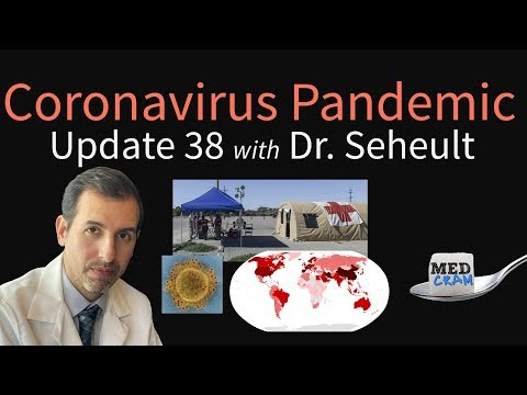 Coronavirus Pandemic Update 38: How Hospitals & Clinics Can Prepare for COVID-19, Global Cases Surge