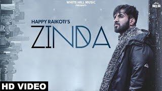 Zinda | Happy Raikoti | Latest Punjabi Song | Song Review | PTC Punjabi