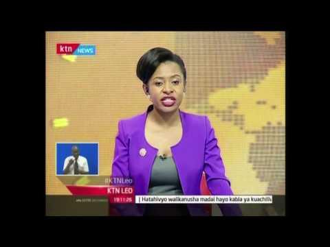 KTN Leo taarifa Kamili na Mashirima Kapombe - 16/3/2017