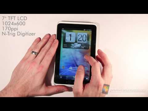 T-Mobile HTC Flyer Unboxing