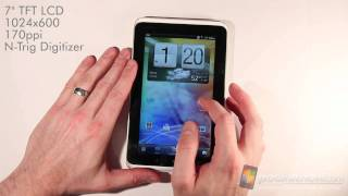 T-Mobile HTC Flyer Unboxing | Pocketnow