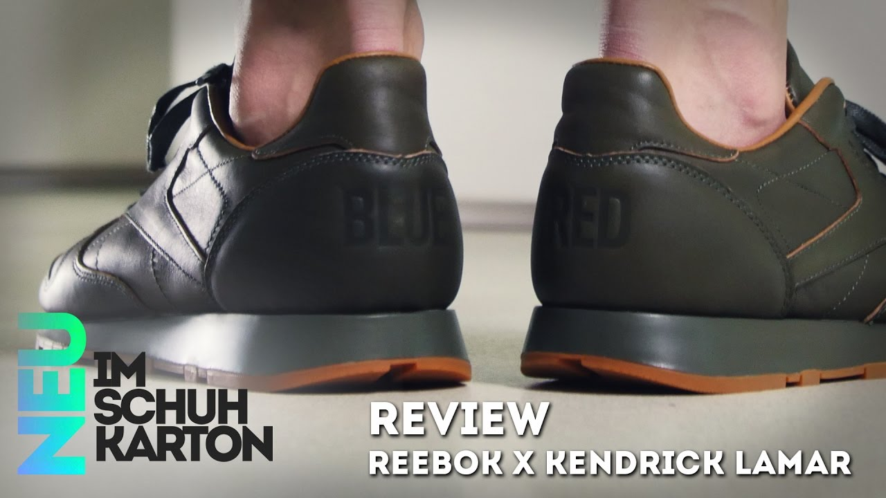 Reebok Classic Leather Lux KL | Review