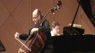 Catalin Rotaru, Beethoven cello sonata no.5, Allegro Fugato