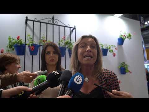 Miles de personas conocen Córdoba en Fitur