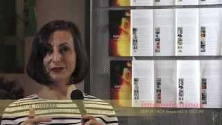 IMAGOFEMINAE Maria Morata video & filmseries EXPOSED Self-portraits of women 2014 Kino Arsenal