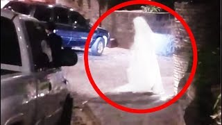 4 More SCARY PARANORMAL Recorded By SECURITY Worldwide!