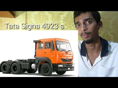 Tata Signa 4923 S | SPECIFICATIONS | Information | Truck Talks