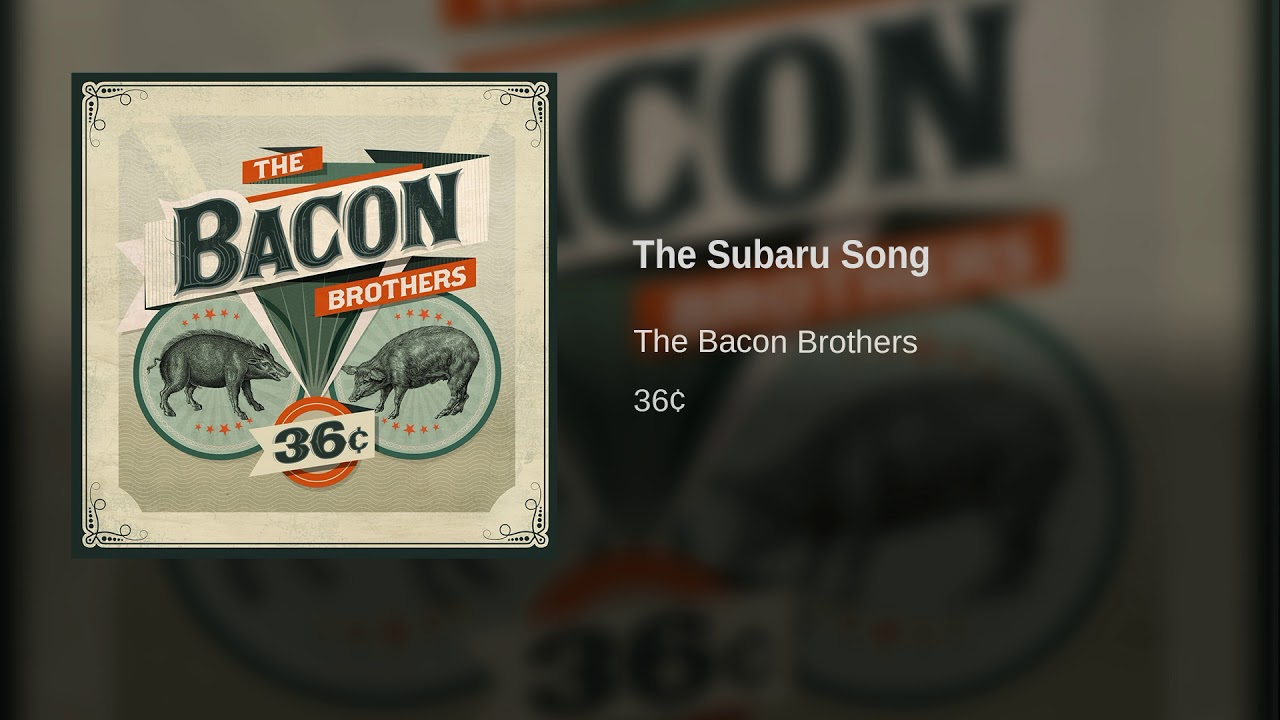 The Subaru Song Youtube