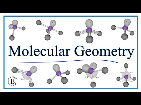 VSEPR and Molecular Geometry: Rules, Examples, and Practice