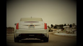 2018 Cadillac CTS Test Drive Review