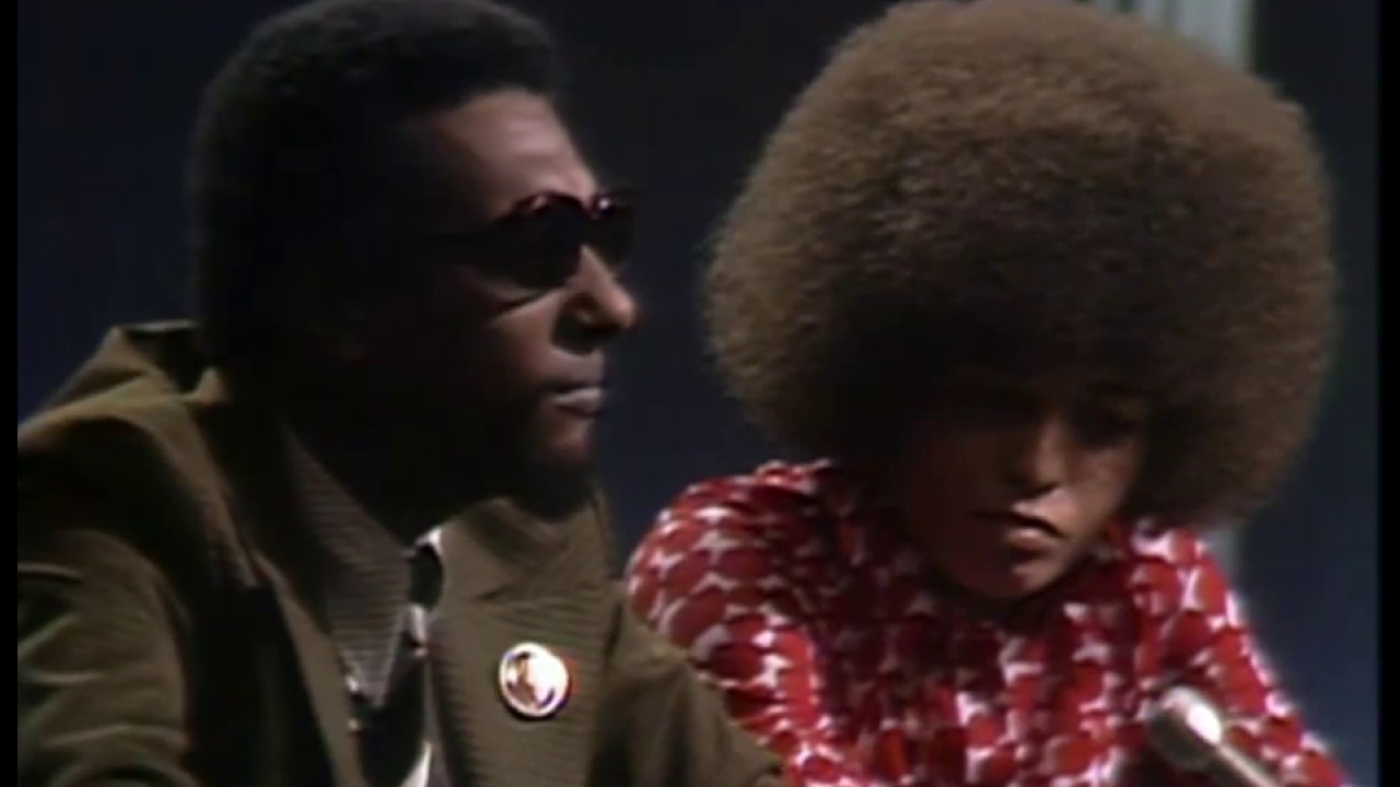 Black Leaders Discussion with Angela Davis, Kwame Ture & Fannie Lou Hamer #1973