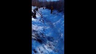 видео Катание на тюбингах – зимнее развлечение на природе