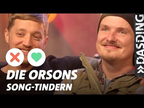 Song-Tindern mit Kaas und Maeckes: Die Orsons feiern Geburtstag | DASDING