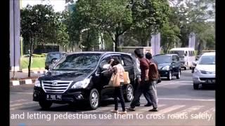 Selamatkan Pejalan Kaki - #SavePedestrians