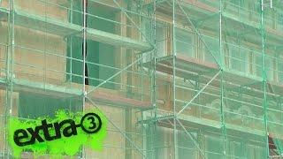 Realer Irrsinn: Fenster zu in Dresden
