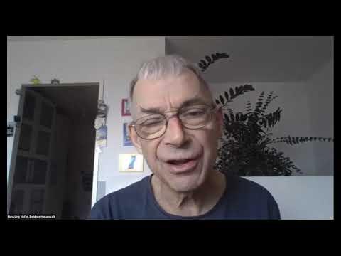 Vortrag Dr. Hansjörg Hofer