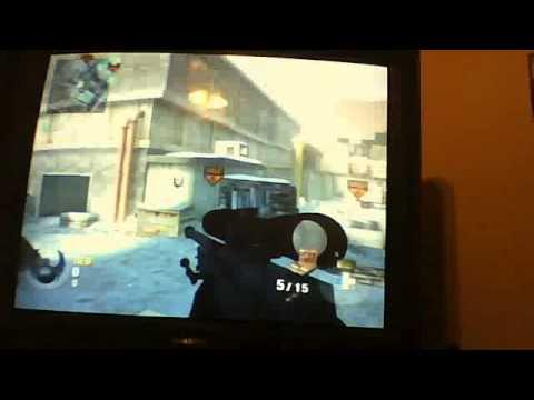 Ballistics Knife Black Ops Wii Call of Duty Black Ops Wii Wmd