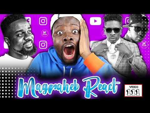 Sarkodie H0T BEEF Response to Shatta Wale & Asem, Magraheb Reacts! 🔥