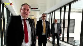 Zollernalb Klinikum stellt neue Abteilung für Lungenerkrankungen vor