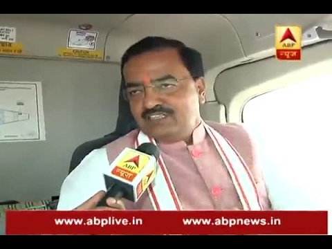 Rahul Gandhi cannot save SP's ship from drowning: Keshav Prasad Maurya