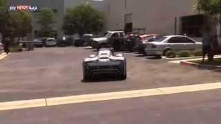 سيارات فارهة صديقة للبيئة ثلاثية الأبعاد