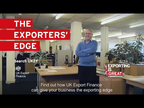 UKEF: the Exporters' Edge – Win contracts