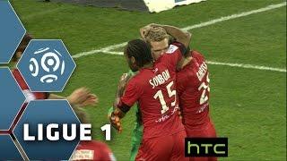 Toulouse FC - EA Guingamp (1-2)  - Résumé - (TFC - EAG) / 2015-16