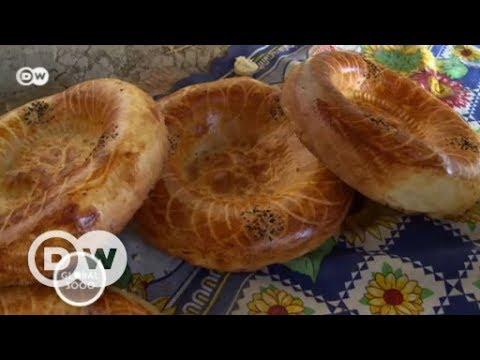 Global Snack Kyrgyzstan: lepyoshka | DW English
