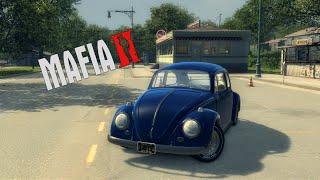 Mafia 2 Mods: Volkswagen Beetle (Жук).