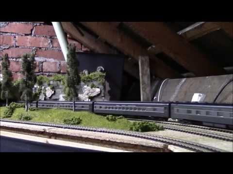 The big American train gala part 1 UK vs USA