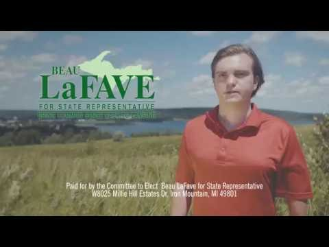 Beau LaFave for State Representative: Conservative Fighter