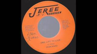 Stan Xidas - One Life To Live - 70s Modern Soul-Funk on Jeree label