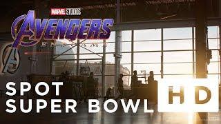 Avengers: Endgame de Marvel Studios - Spot Super Bowl (Subtitulado)