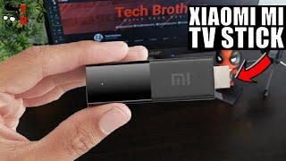 Xiaomi Mi TV Stick 2020: Even Better Than Xiaomi Mi Box S!