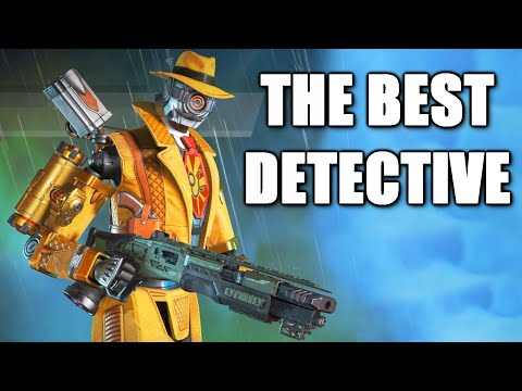 I am the GREATEST DETECTIVE in Apex Legends