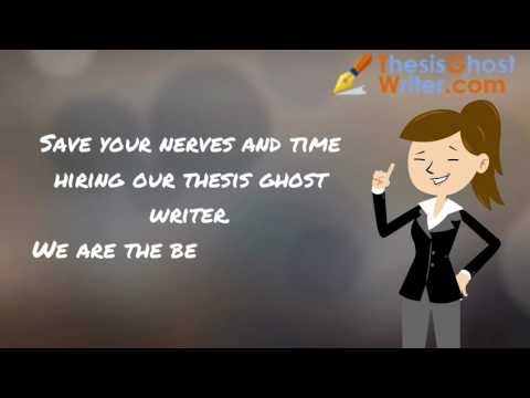 Thinking about Hiring Thesis Ghost Writer? from YouTube · High Definition · Duration:  55 seconds  · 19 views · uploaded on 18.06.2017 · uploaded by Thesis Ghost Writer