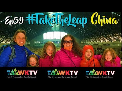 Ep59 WOW TERRACOTTA ARMY!!!!! Xi An CHINA TRAVEL FAMILY TaawkTV