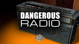 Dangerous Radio | Ghost Stories, Paranormal, Supernatural, Hauntings, Horror