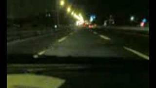 Skyway Honda Civic Skyway test run