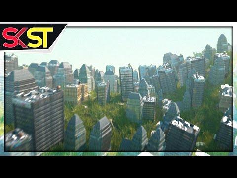 City Loop Animation - CGI Shot