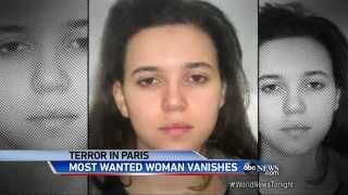 Most Wanted Woman in the World: Paris Attack Suspect Vanishes