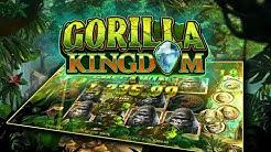 GORILLA KINGDOM (NETENT) ONLINE SLOT